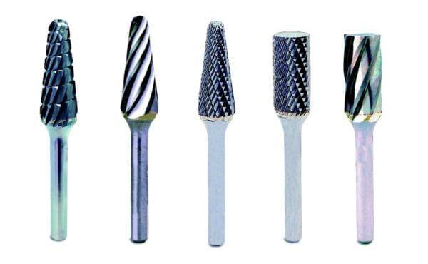 FRESA RECORTADORA INTERIORES cilíndrica dentado nº 3